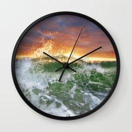 Rapid Fire Wall Clock