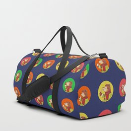 Hungry season Duffle Bag