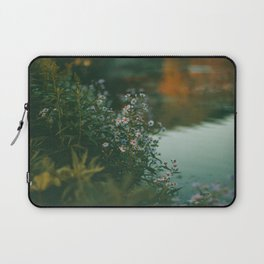 On Dreams I'm Moving Through Heavy Water Laptop Sleeve