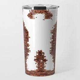 Wreck It - Ralph Travel Mug