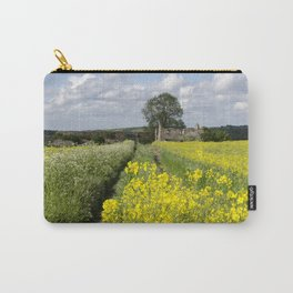 Abandoned farmhouse Carry-All Pouch
