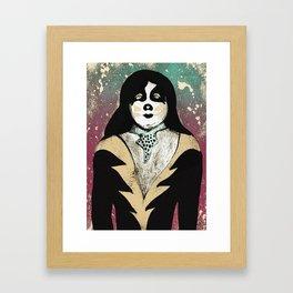 Poster The Great Peter Criss Framed Art Print