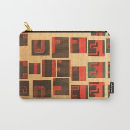 Coffe - Vintage Drink Carry-All Pouch