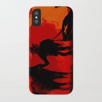 django iPhone & iPod Cases featuring Django by IOSQ