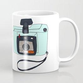 Oh, snap! Polaroid Camera Coffee Mug