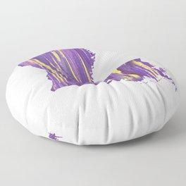 Geaux Louisiana Floor Pillow