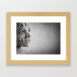 The Nobodies 01 Framed Art Print