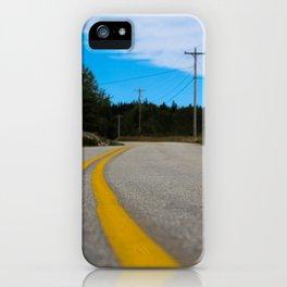 New Beginnings iPhone Case