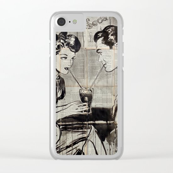 SODA Clear iPhone Case