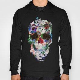 Ruzgars Skull Hoody