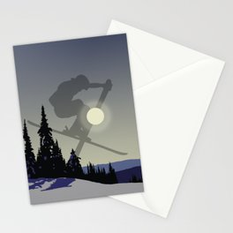 Touch The Morning Sun - Square | DopeyArt Stationery Cards