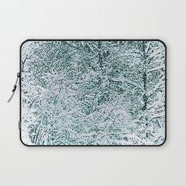 Winter Storm Laptop Sleeve