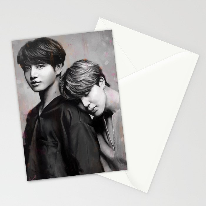 Kookmin Stationery Cards