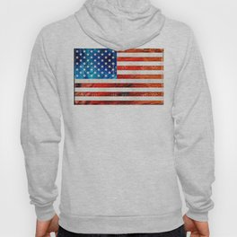 American Flag Art - Old Glory - By Sharon Cummings Hoody