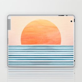 Morning in Paradise ~ Tropical Sunrise Laptop & iPad Skin
