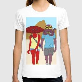 Enchantment Under The Sea Escape Plan T-shirt