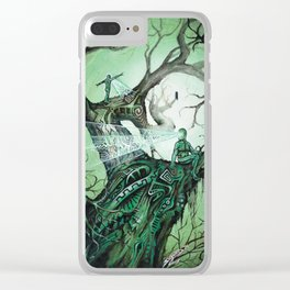 Chapters Clear iPhone Case