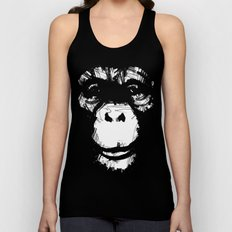 Everything's More Fun With Monkeys! Unisex Tank Top
