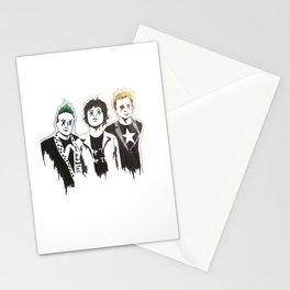Billie Joe x Tre x Mike Stationery Cards