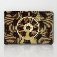 record iPad Cases featuring Record by Tammy Kushnir