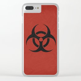 28 Days Later 01 Clear iPhone Case