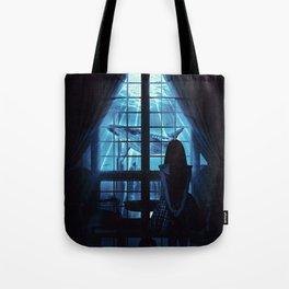 Nightly Visit Tote Bag