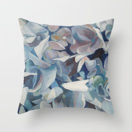 Let Go of Knowing Throw Pillow
