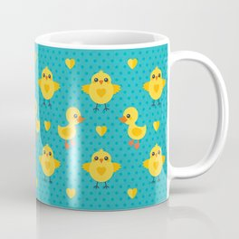 CHICKS AND DUCKLINGS Coffee Mug