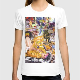 Asuka Langley Sohryu   T-shirt