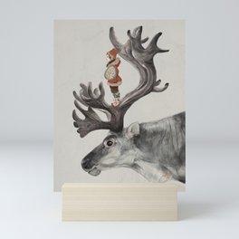 Sami Chaman Mini Art Print