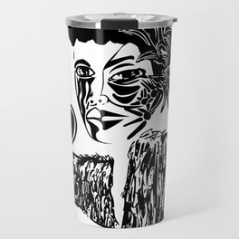 Billie Holiday Travel Mug