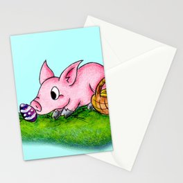 Egg Hunter Stationery Cards