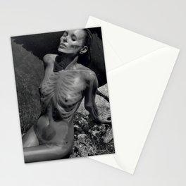 Skeleton Kate Moss Stationery Cards