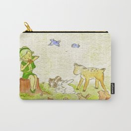 Saria's Song Carry-All Pouch