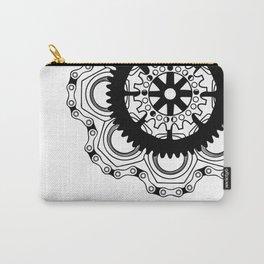 Mechanical mandala Carry-All Pouch