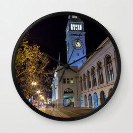 SF Ferry Building Wall Clock