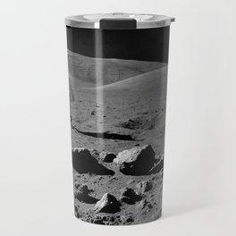 Apollo 17 - Astronaut Running Travel Mug