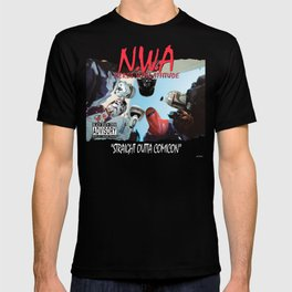 N.W.A (Nerds With Attitude) Straight Outta Comicon T-shirt