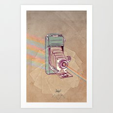 Bellows Art Print