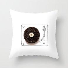 Oreo LP Throw Pillow