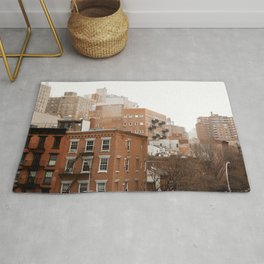 Travel Photography: New York City, Buildings Rug
