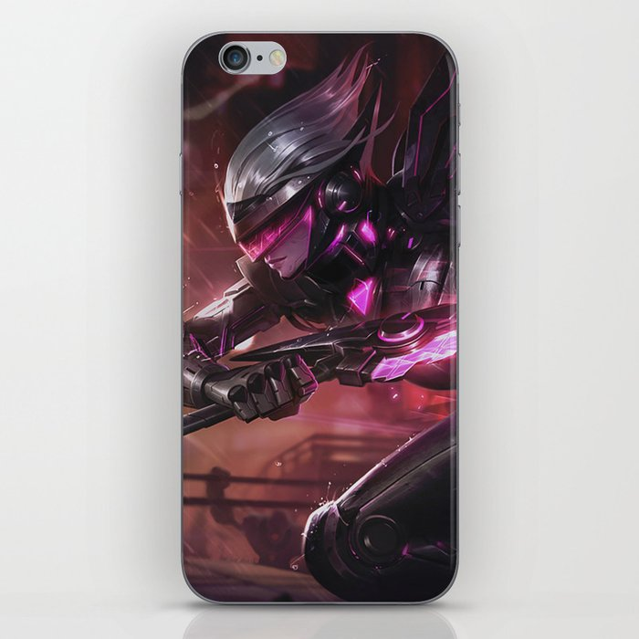 Project Fiora iphone case