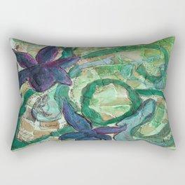 Reflections on Psalm 142 Rectangular Pillow