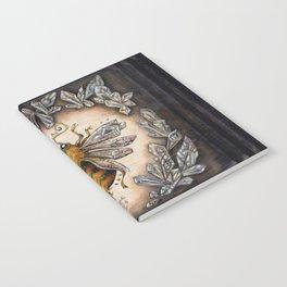 Crystal bumblebee Notebook