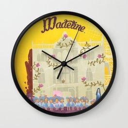 Madeline. Wall Clock