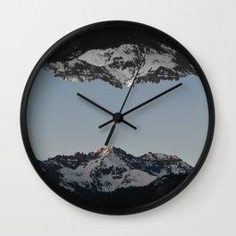 Palmyra Rising Wall Clock