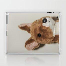 Cute kangaroo plush 0031 Laptop & iPad Skin
