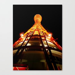 The towering feeling Canvas Print