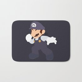 Mario(Smash)Cookies&Cream Bath Mat