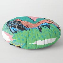 Alaska 2041 Floor Pillow
